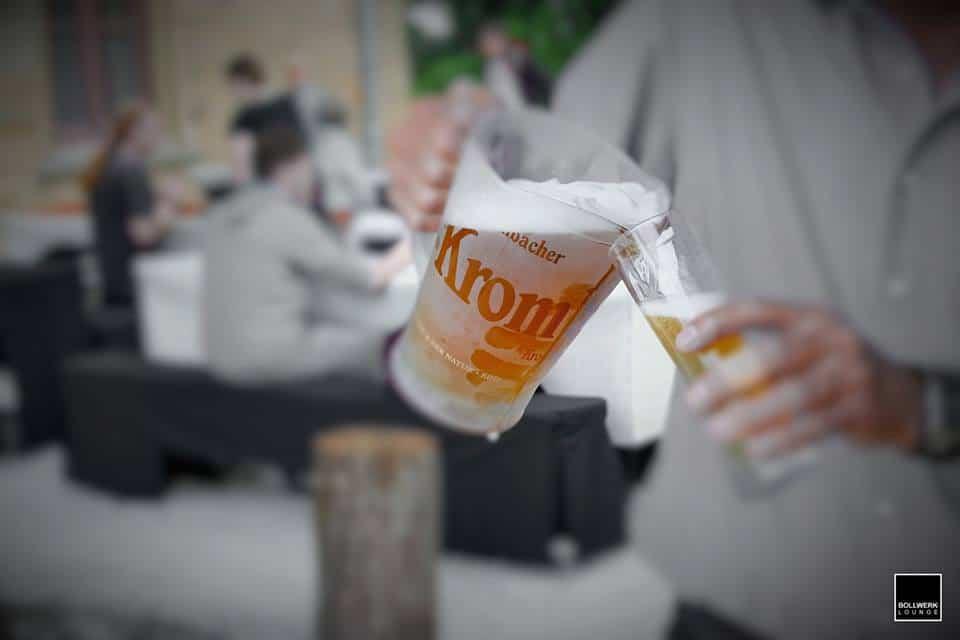 Bier, Wein und Spirituosen